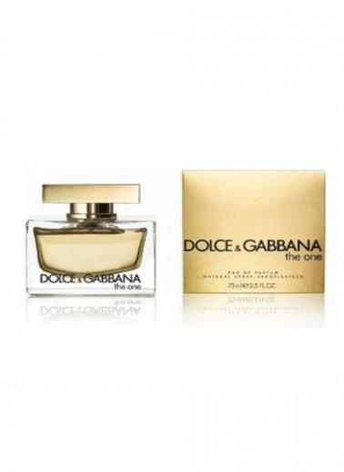 Dolce&Gabbana The One EDP 75 ml Kadın Parfüm Renksiz